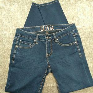 5/$20 Delia's Olivia Skinny Jeans